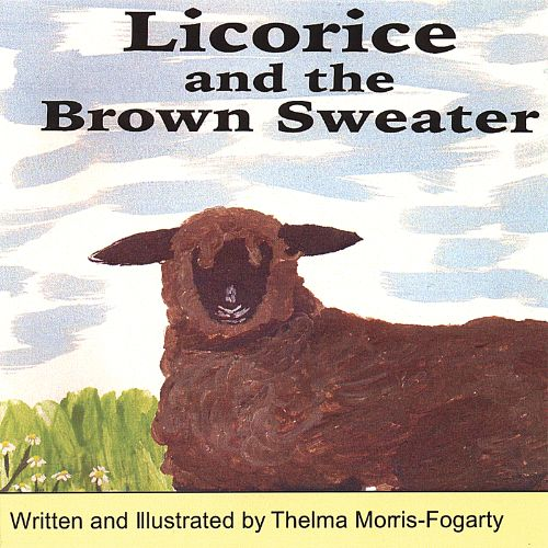 Licorice and the Brown Sweater