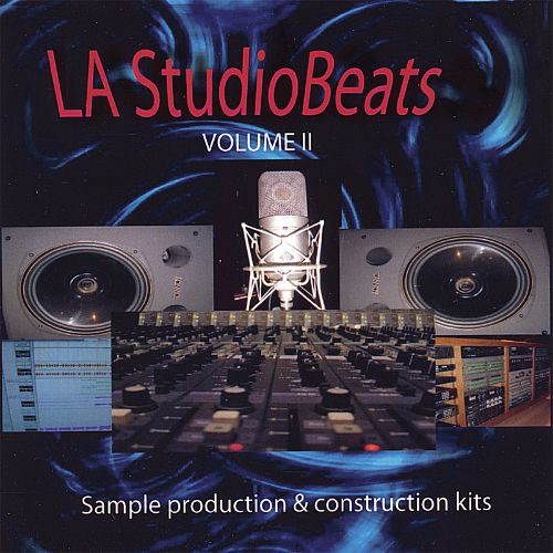 LA Studiobeats, Vol.2: Sample Production & Construction Kits