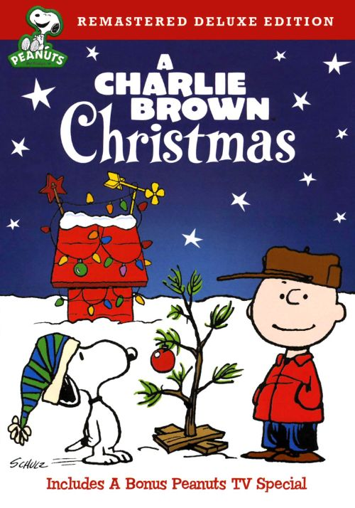 A Charlie Brown Christmas: Six Song Sampler [DVD/CD] - Original ...