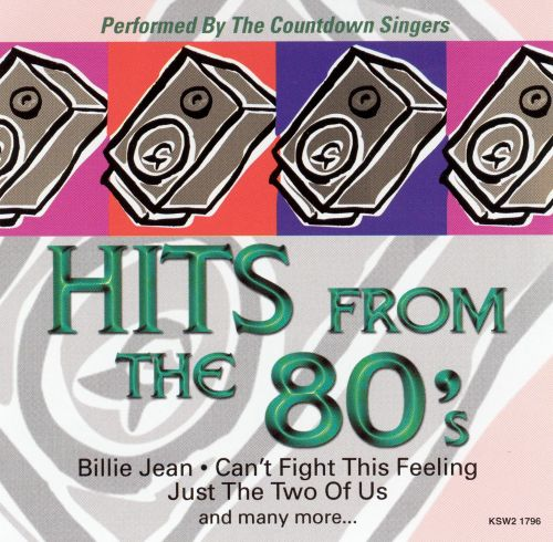 Hits from the 80's [Green]