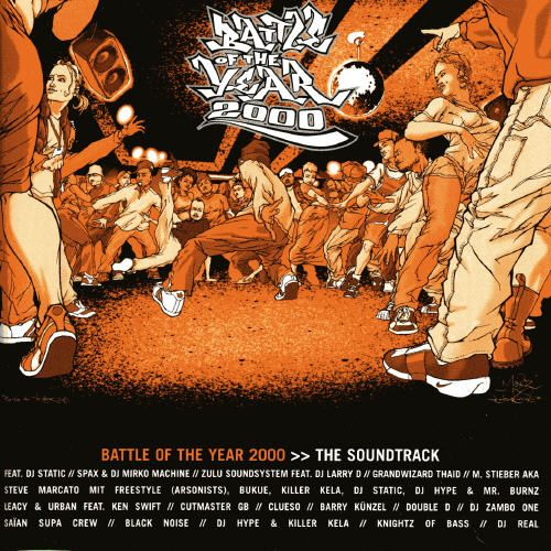 Battle of the Year 2000