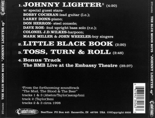 Johnny Lighter