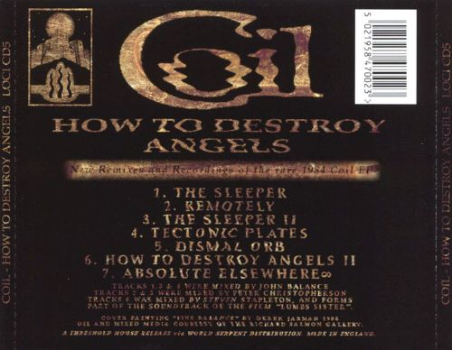 How to Destroy Angels (Remixes and Re-Recordings)