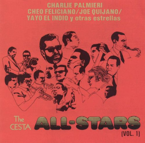 The Cesta All-Stars, Vol. 1