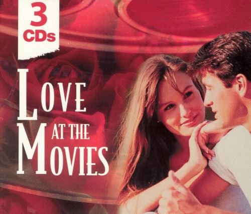 Love at the Movies [Madacy 3 Disc]