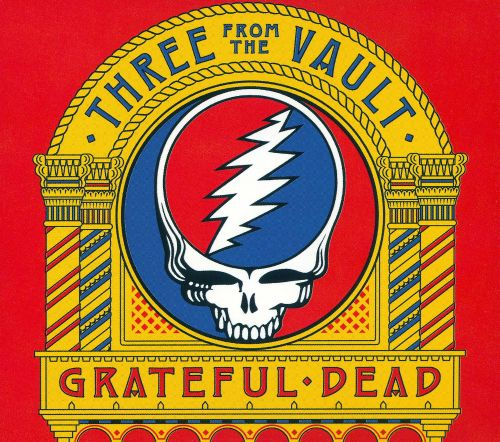 Three From The Vault Grateful Dead Songs Reviews Credits