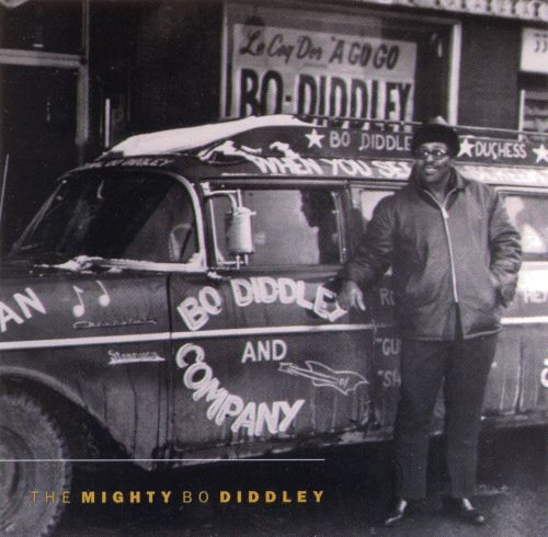 The Mighty Bo Diddley