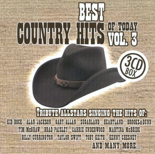 Best Country Hits of Today, Vol. 3