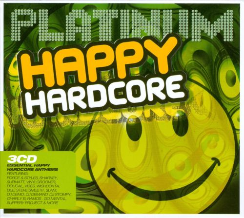 Platinum Happy Hardcore