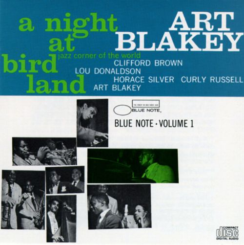 Art Blakey and The Jazz Messengers Art Blakey and Les Jazz-Messengers Au Club Saint-Germain - Vol. 3