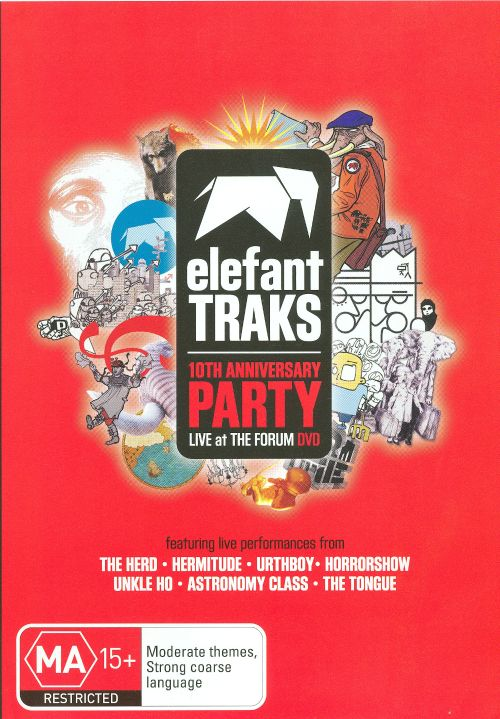 Elefant Traks: 10 Anniversary Party Live at the Forum