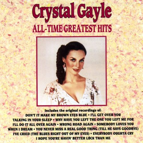 all time greatest hits crystal gayle songs reviews credits allmusic. Black Bedroom Furniture Sets. Home Design Ideas