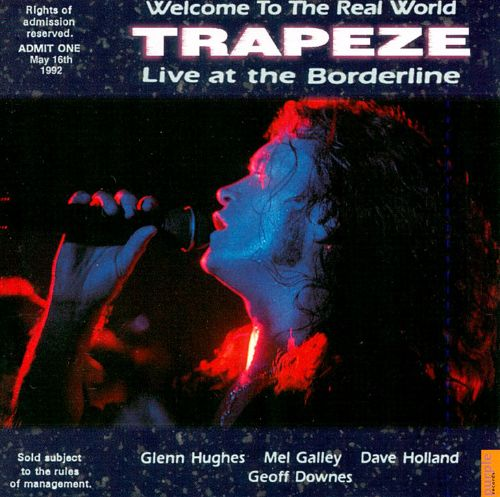 Welcome to the Real World--Live 1992