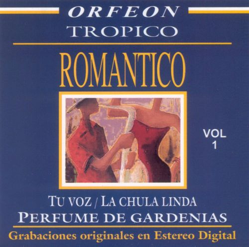 Tropico Romantico, Vol. 1