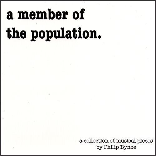 A Member of the Population
