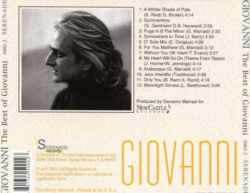 Best of Giovanni