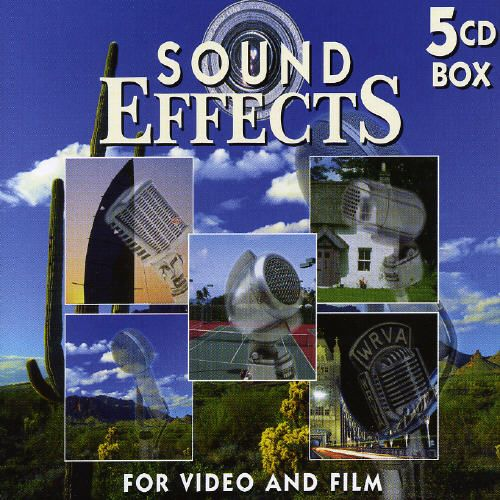 Sound Effects, Vol. 1 [Bertu]