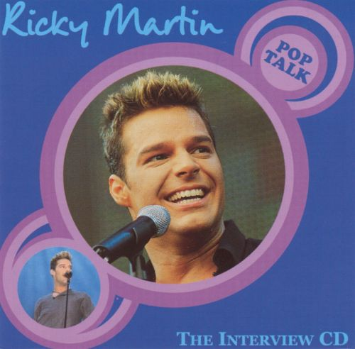 The Interview CD: Ricky Martin