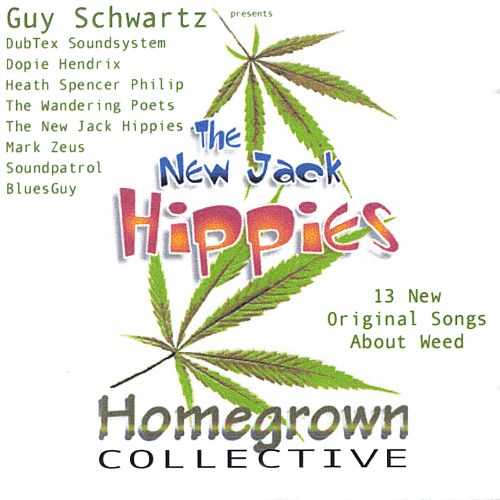 The New Jack Hippies Homegrown Collective