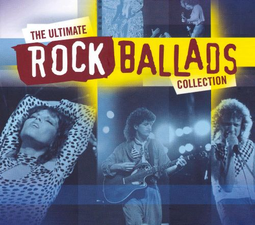 The Ultimate Collection Country Greats: The Ultimate Rock Ballads Collection [Time Life]
