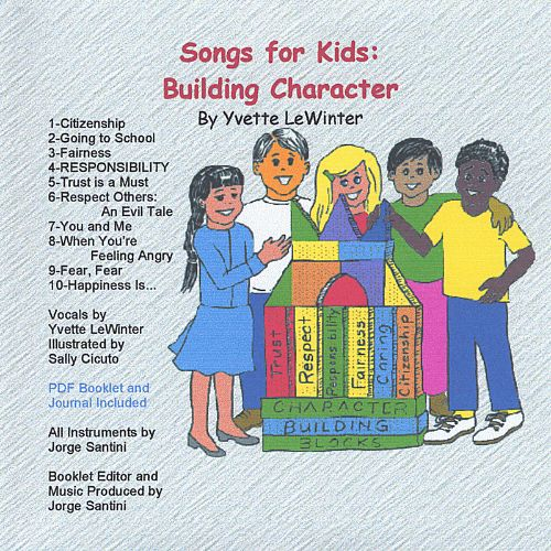 Building Character: Songs for Kids