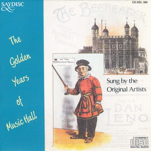 Golden Years of Music Hall