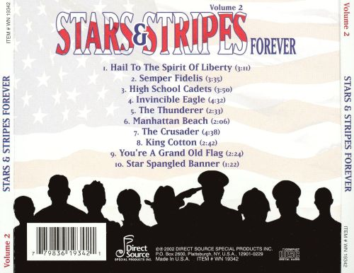 Stars & Stripes Forever, Vol. 2