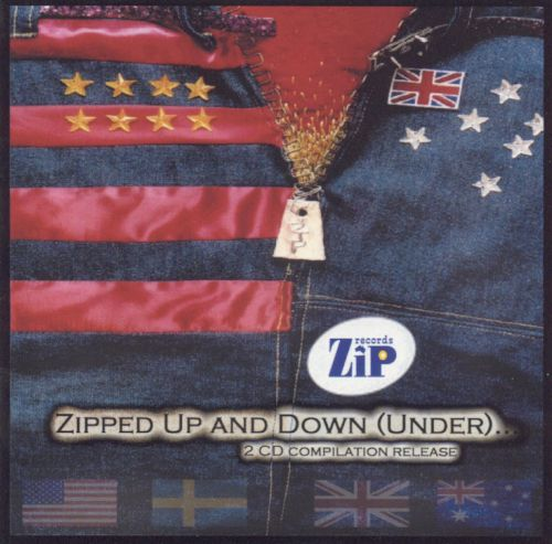 Zipped Up & Down (Under)