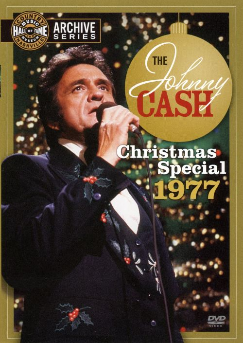 The Johnny Cash Christmas Special 1977 - Johnny Cash | Songs ...