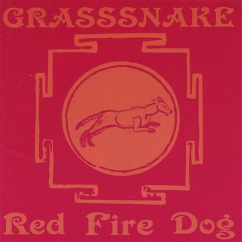 Red Fire Dog