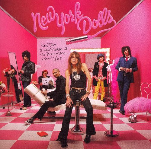 Image result for The New York Dolls - One day it will please me to remember even this HD