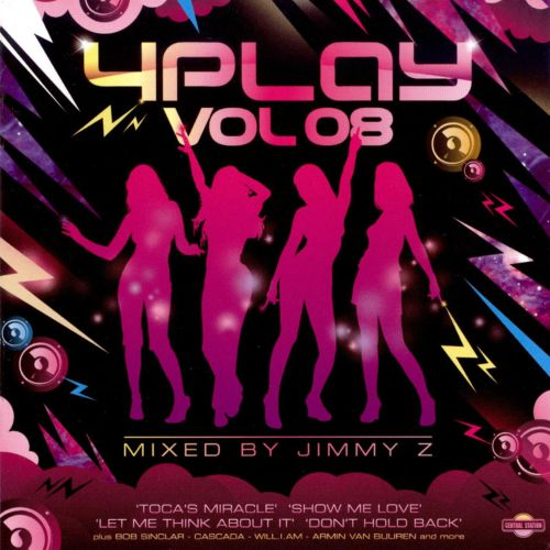 4Play, Vol. 08 Mixed by Jimmy Z
