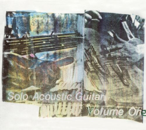 Volume One Solo Acoustic Guitar