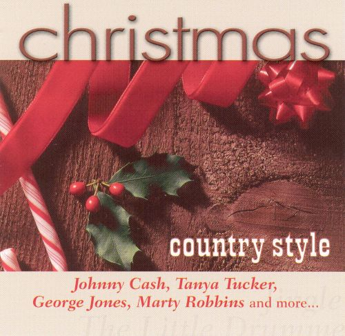 Christmas: Country Style [Red]