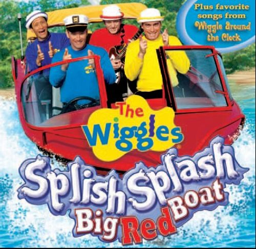 splish splash the big red boat the wiggles songs reviews