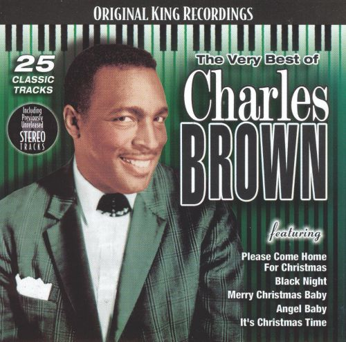 The Very Best of Charles Brown [Collectables] - Charles Brown ...