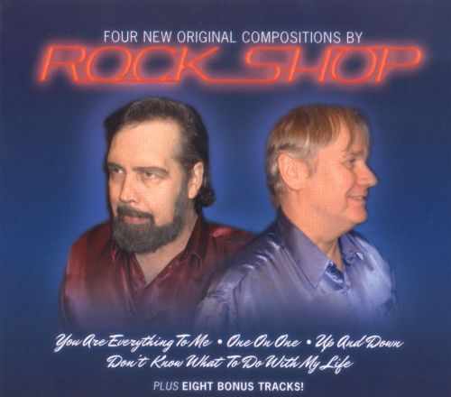 Four New Original Compositons by Rockshop