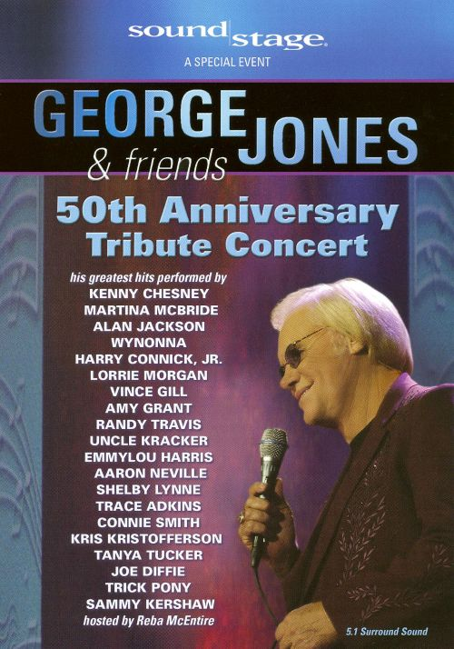 50th Anniversary Tribute Concert [DVD]