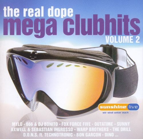 The Real Dope Mega Clubhits, Vol. 2