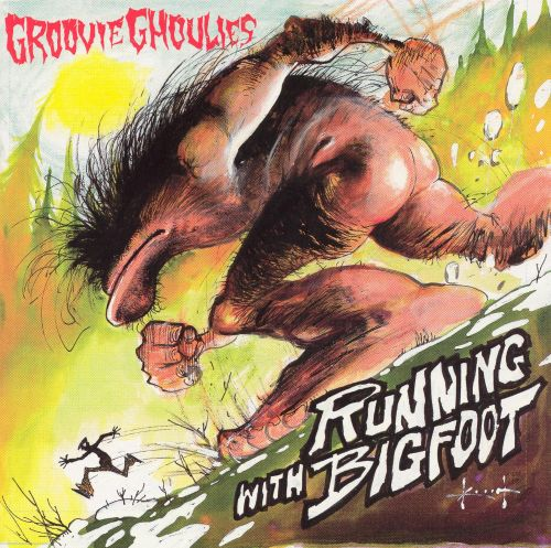 Running with Bigfoot