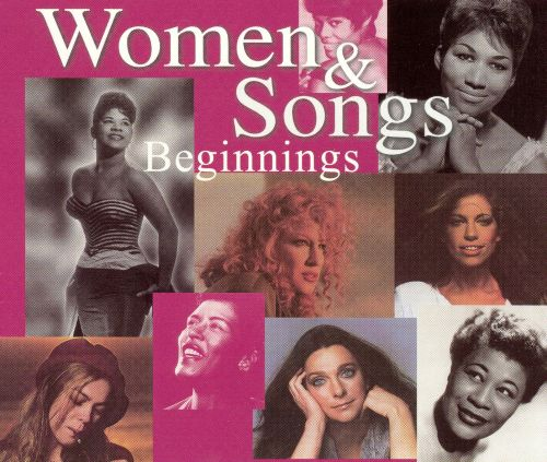 Various - Women & Songs - The 80s