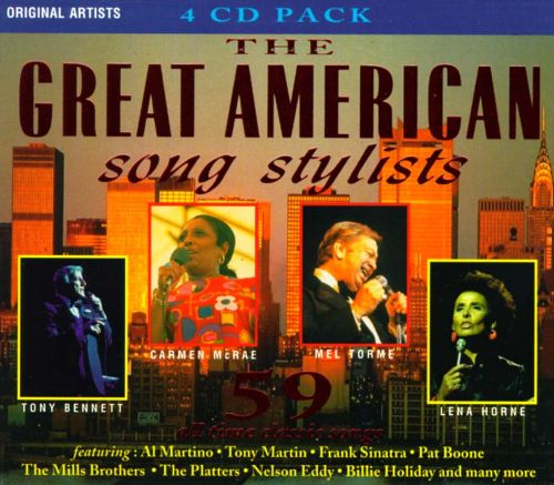 Great American Song Stylists