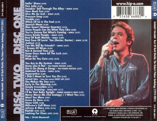 Best of Both Worlds: The Robert Palmer Anthology (1974-2001)
