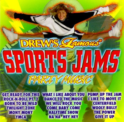 Drew's Famous Sports Jams Party Music