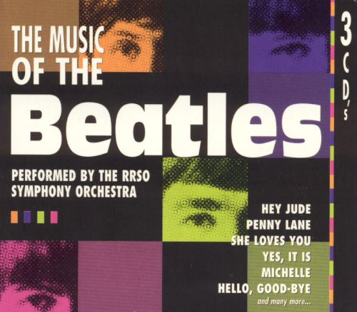 The Music of the Beatles [Madacy]