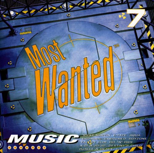 Most Wanted Music, Vol. 7
