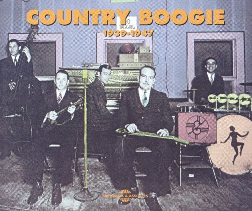 Country Boogie [Fremeaux]