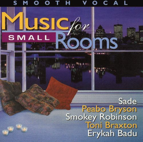 Smooth Vocal Music for Small Rooms