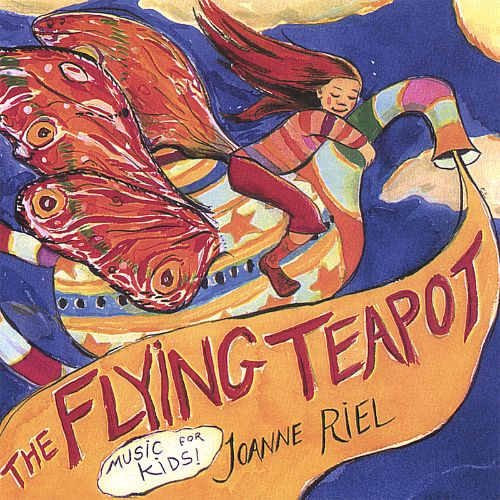 The Flying Teapot
