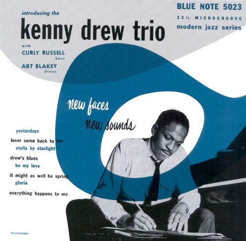 Kenny Drew - Kenny Drew Trio Your Soft Eyes